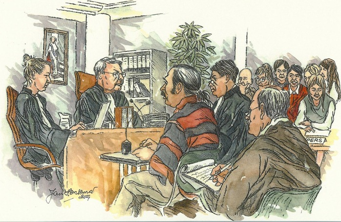 Rechtbanktekening---(c)--J.Hensema - Low res